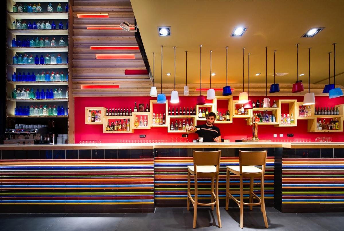 fotosgrafía de interiores - restaurantes