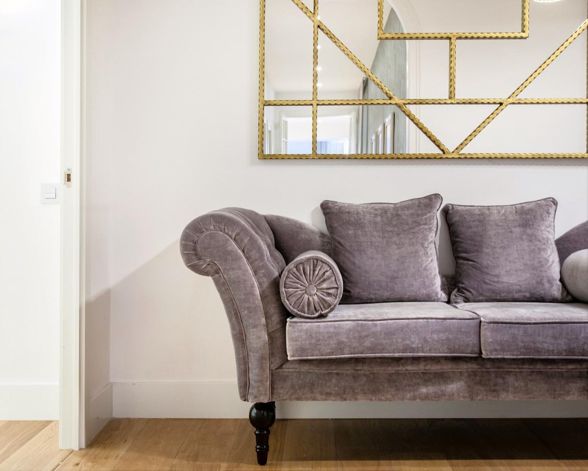 foto detalle decoración interiores